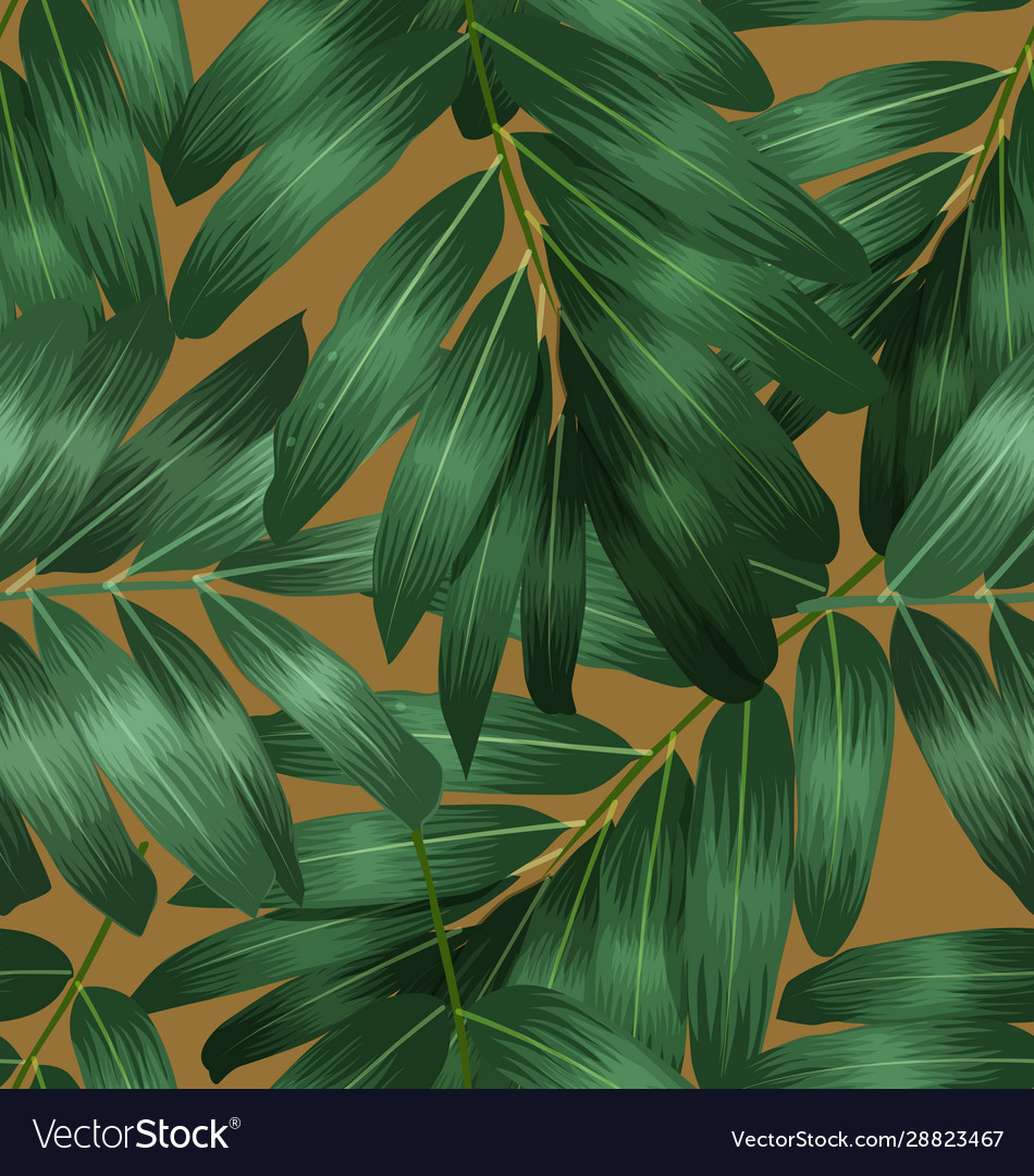 Seamless foliage pattern6