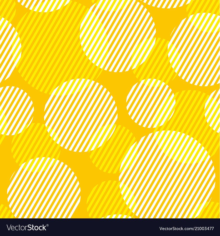 Abstract geometric dots seamless pattern