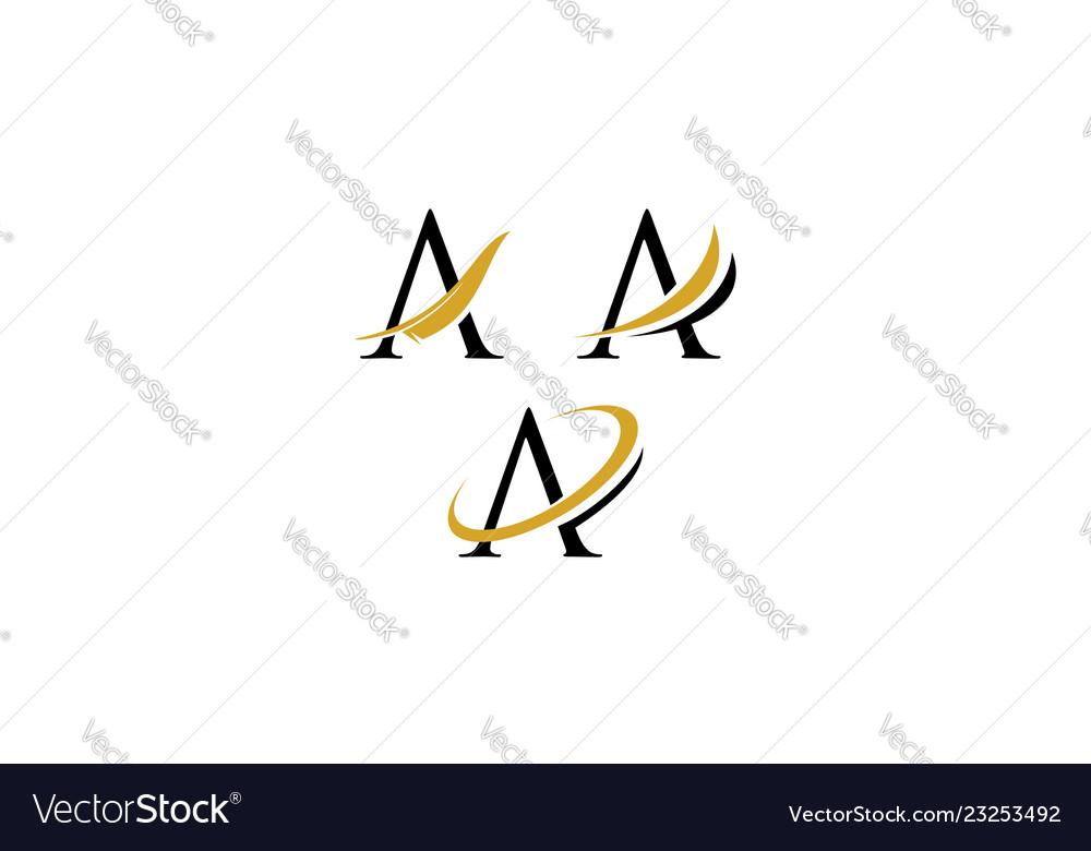 Abstract triangle logo icon