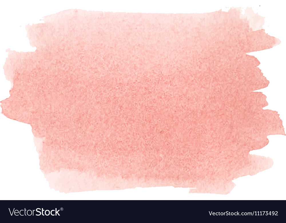 Abstract watercolor hand paint texture in pink col