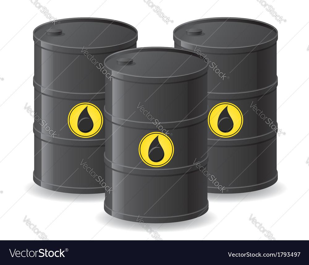 Barrel 04 vector image