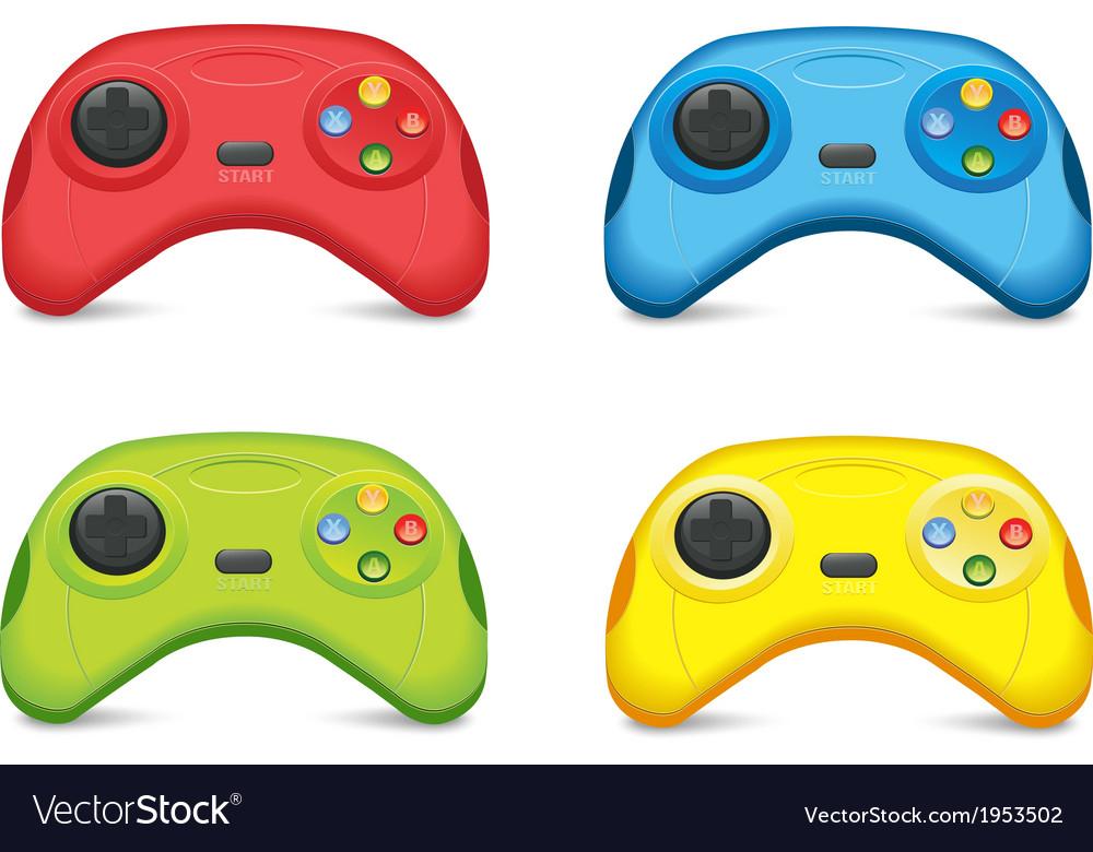 Color Gamepad Set