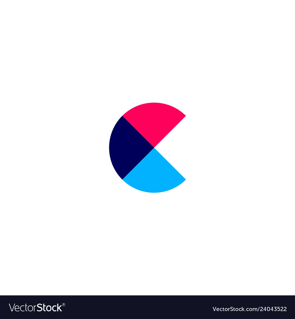 C letter overlapping logo icon