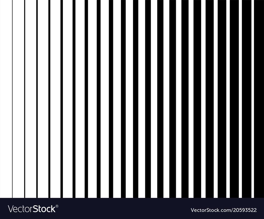 Line halftone pattern gradient background