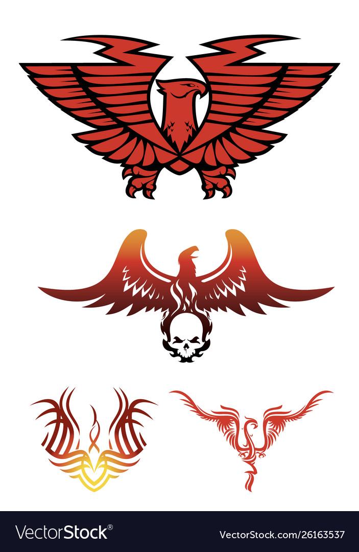 Hoenix emblems
