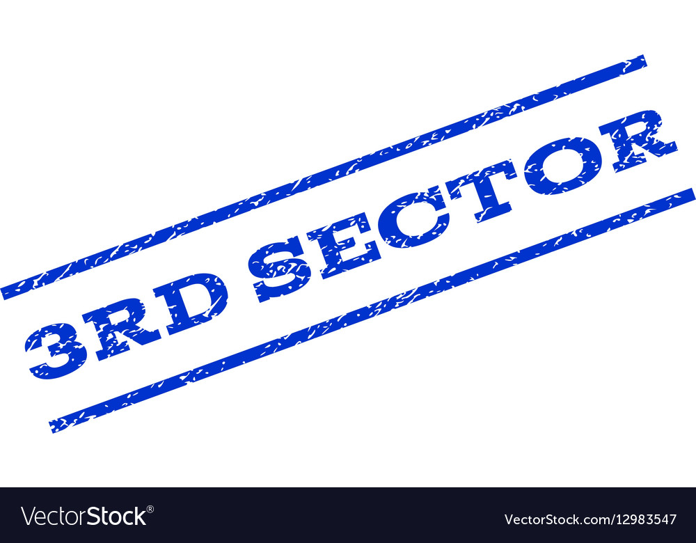 3rd Sector Watermark Stamp