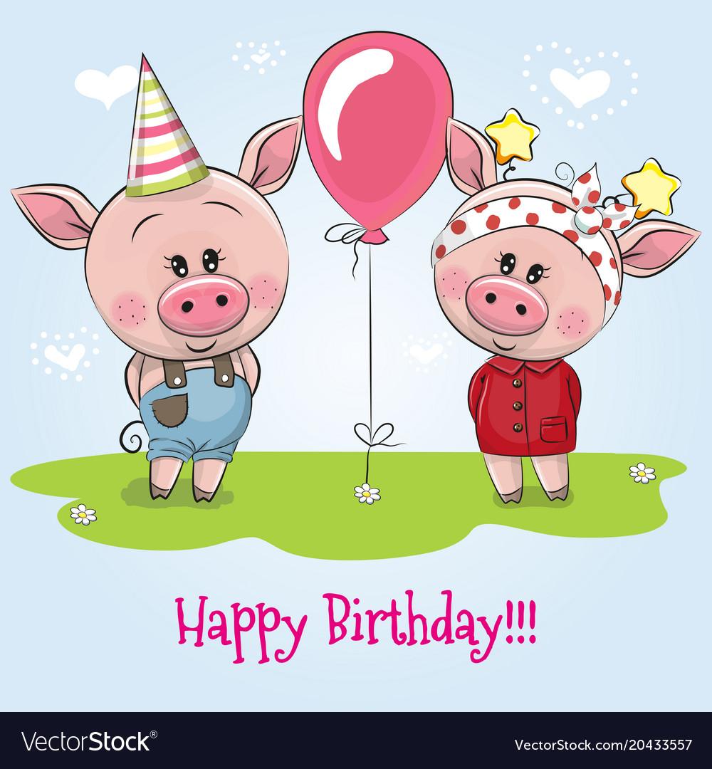 Сумерек картинках, смешные картинки с хрюшками с днем рождения