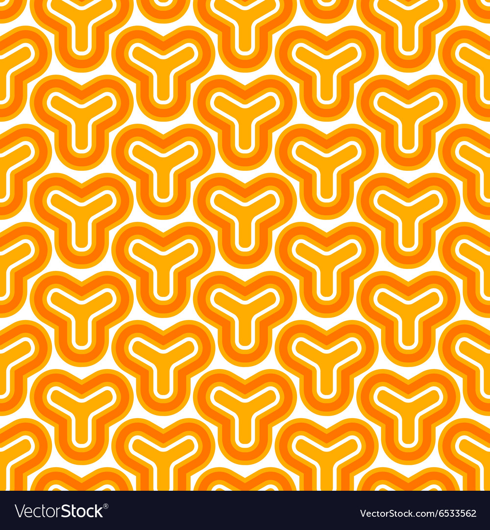 Abstract triangular seamless pattern