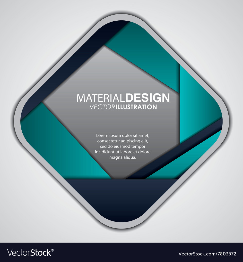 Material background design