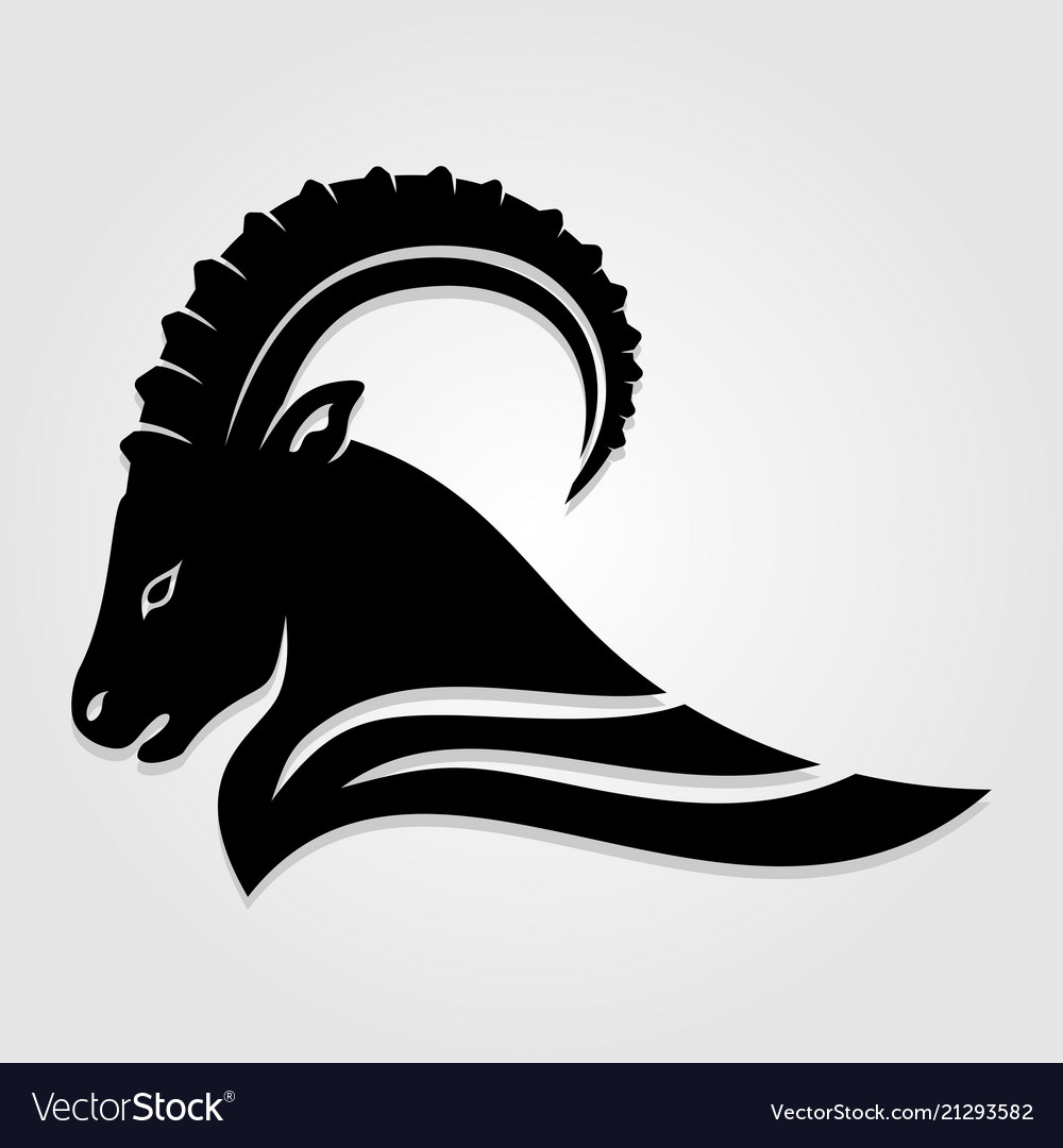 Aries Sheep Or Ram Zodiac Sign Royalty Free Vector Image