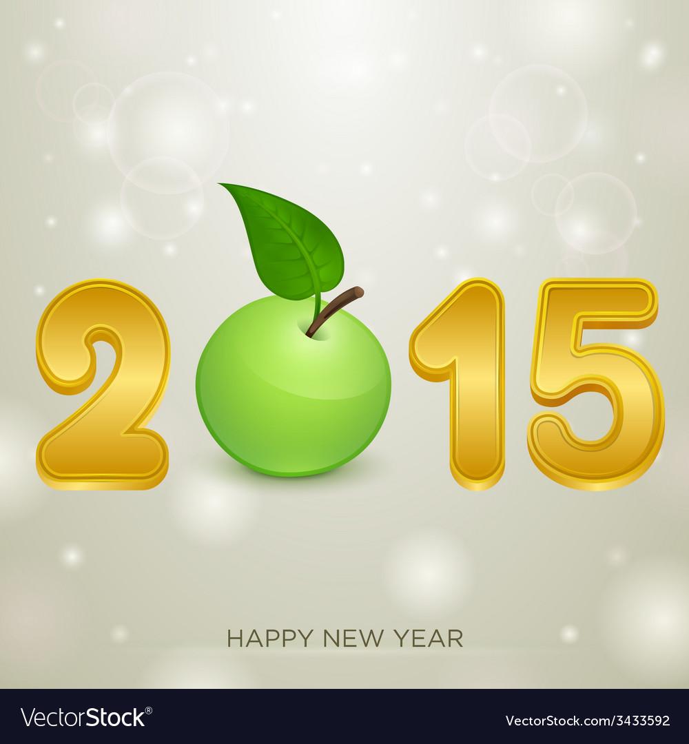 2015 apple christmas background