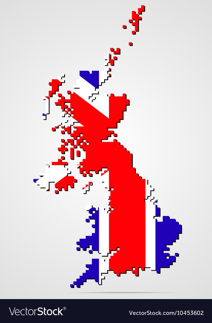 Creative pixel UK map on australia illustration, london illustration, singapore illustration, tv illustration, chile illustration, italy illustration, thailand illustration, africa illustration, china illustration, dj illustration,