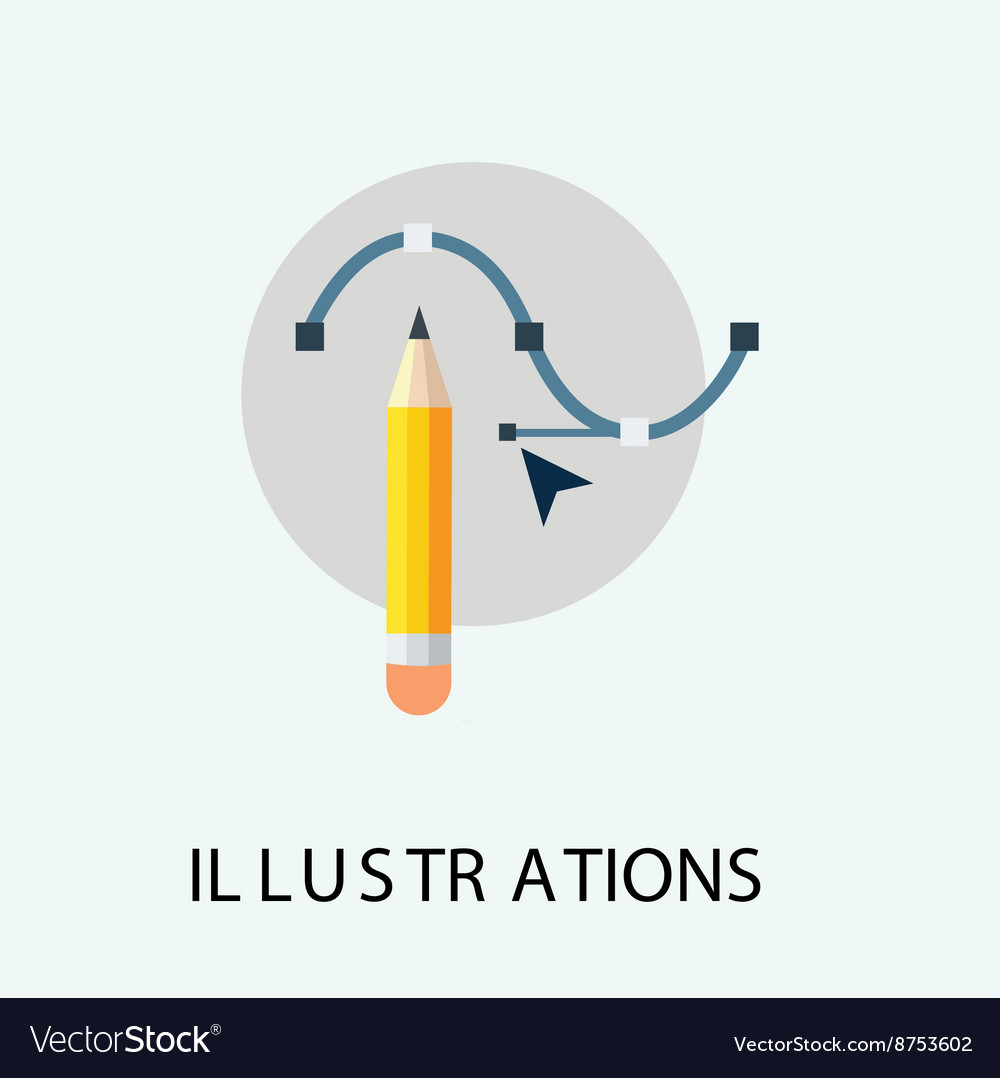 Photoshop Tool Icon vector image