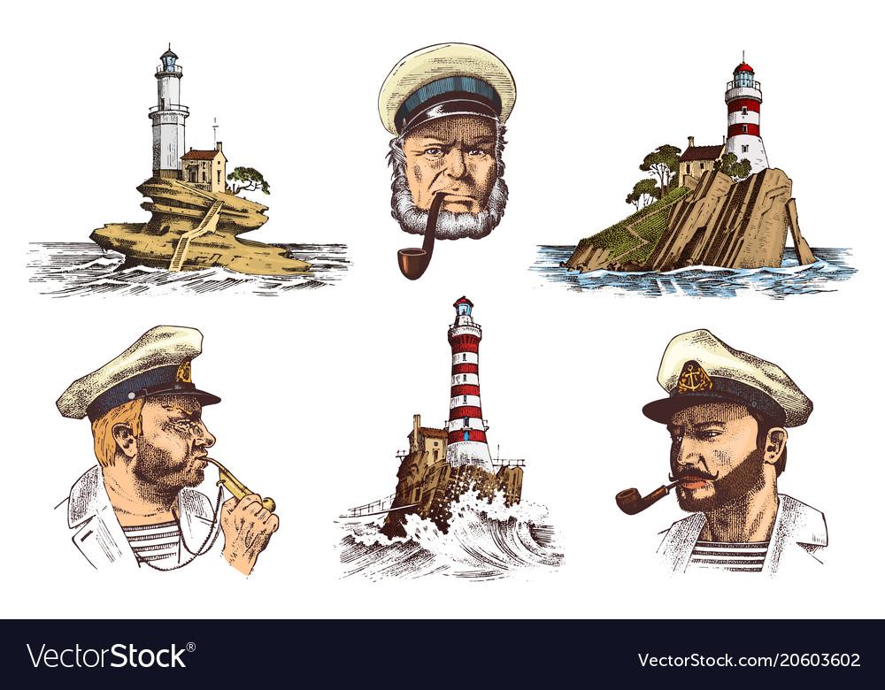 Marine sailor