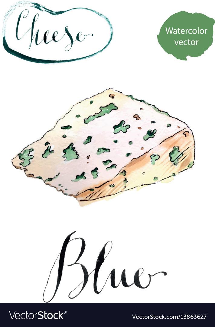 Tasty blue cheese