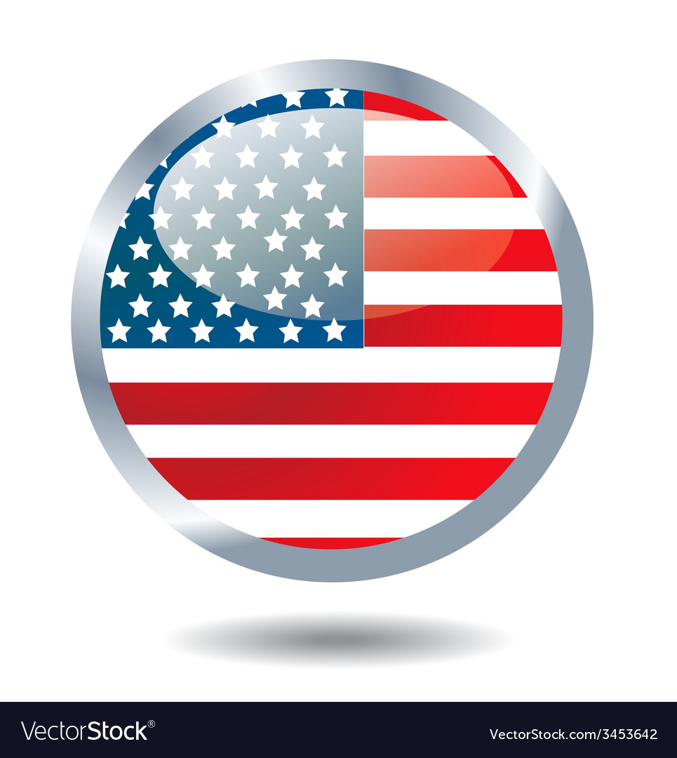USA flag design