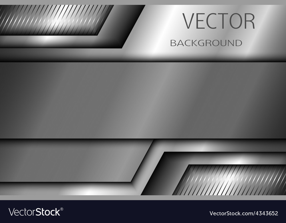 Abstract metal background EPS 10