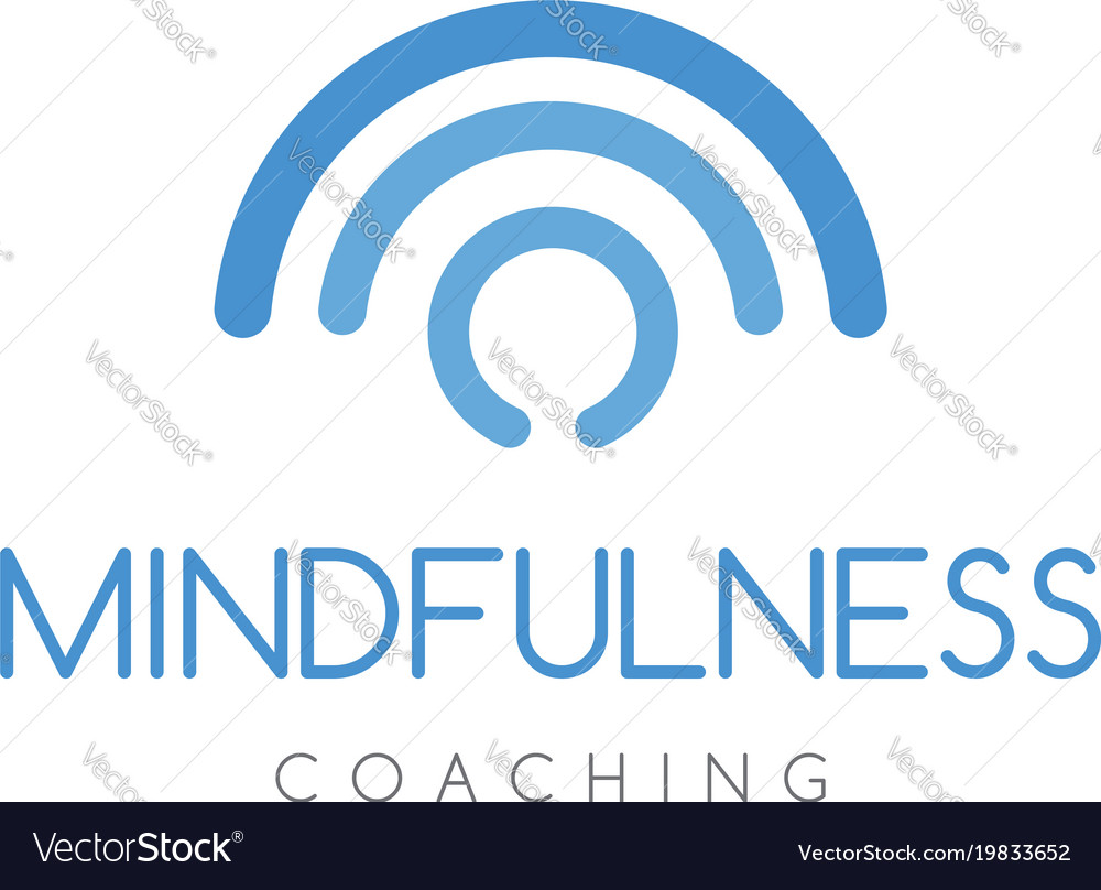 Mindfulness coaching logo company