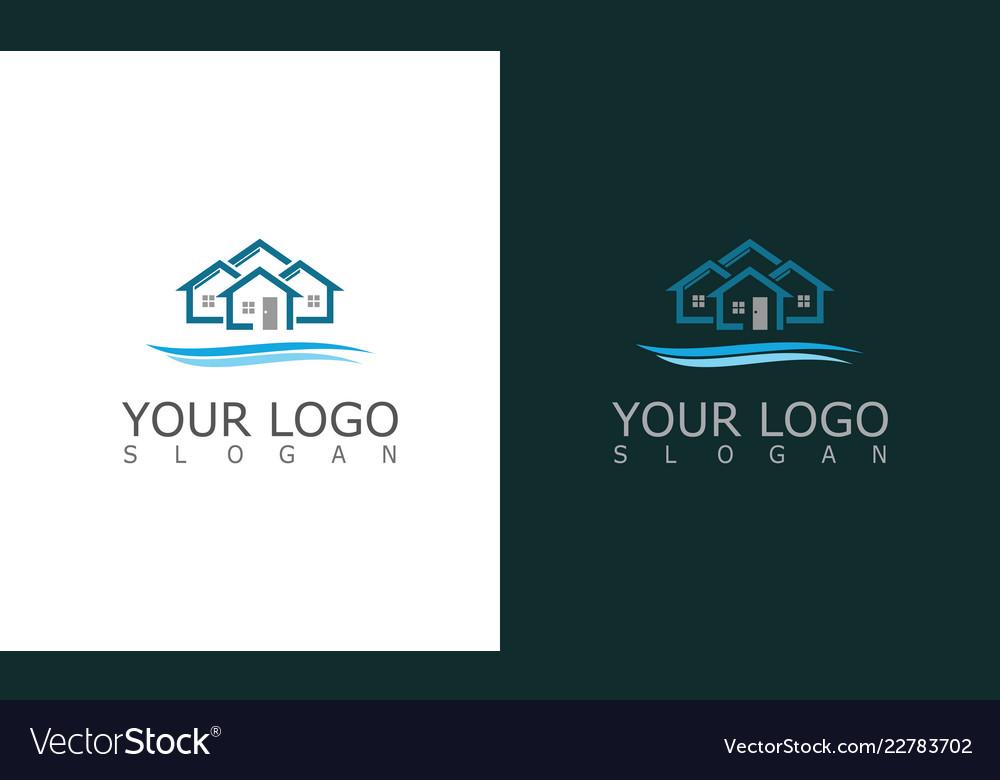 House resort logo