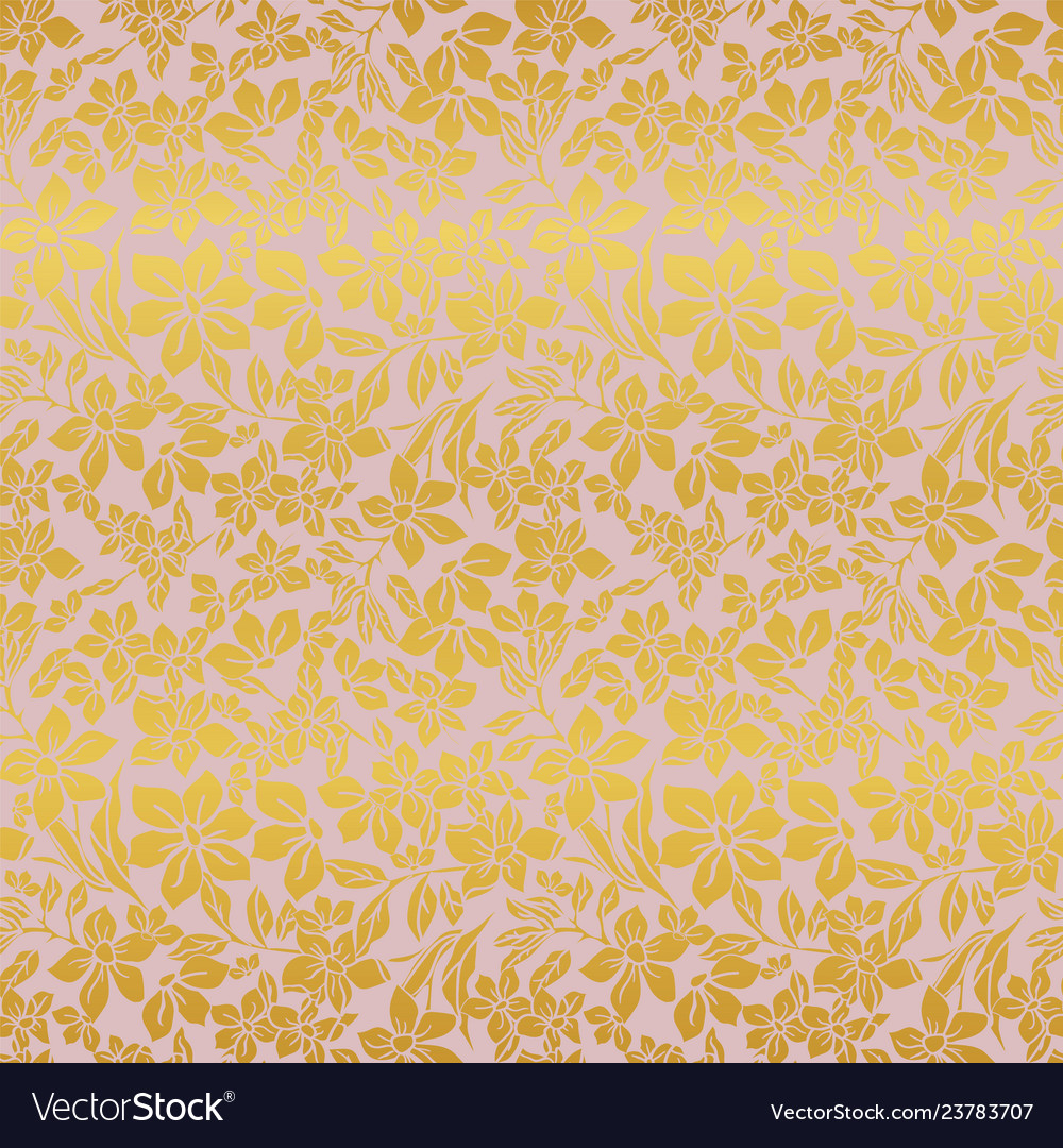 Abstract floral texture