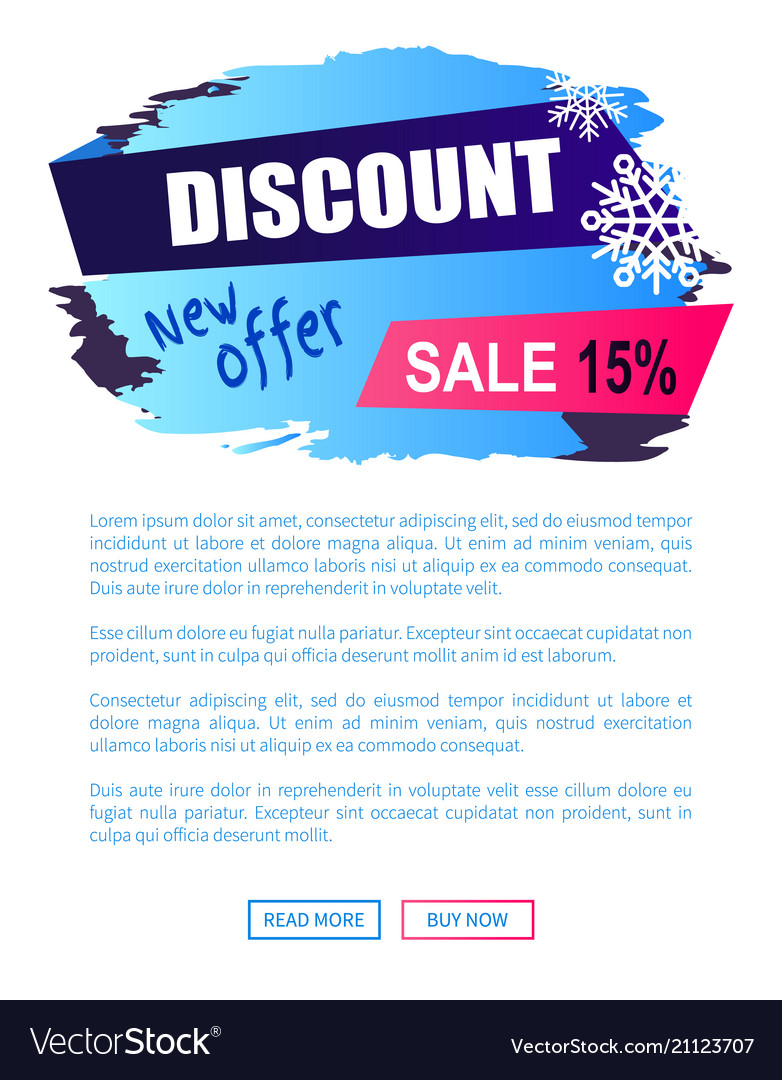 Discount new offer -15 sale winter label snowball