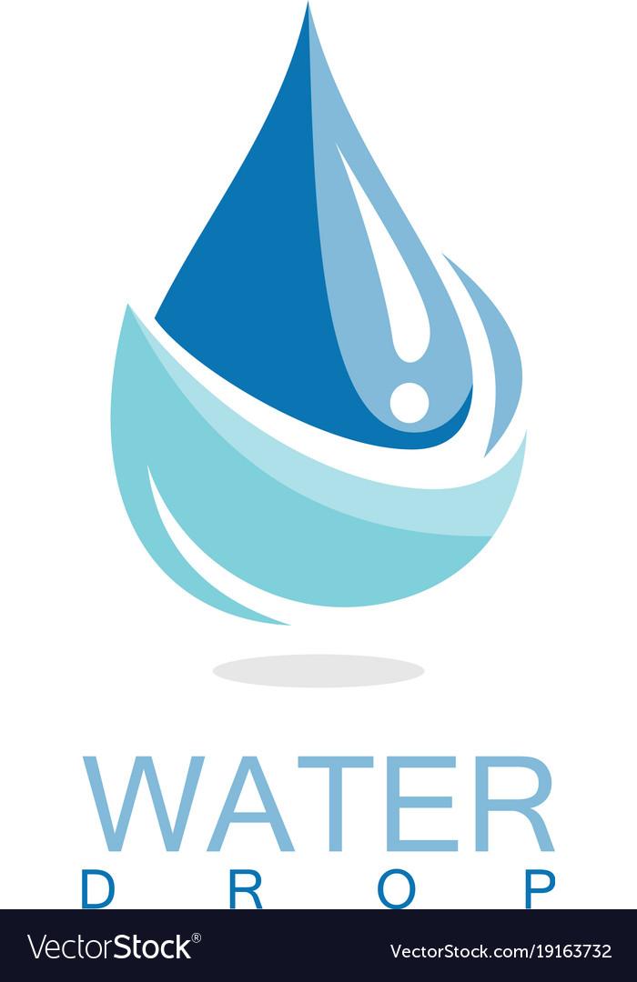 Drop Water Logo