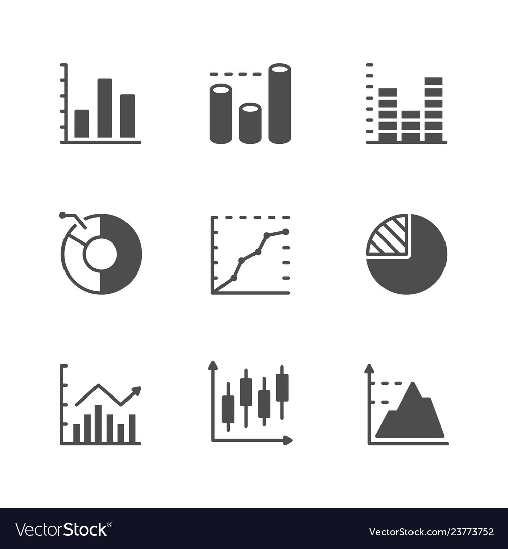 Set icons of graph and diagram