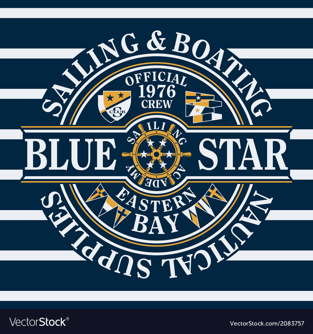 Blue Star sailing and boating
