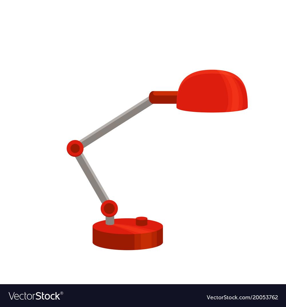 Desk lamp set modern cartoon colorful