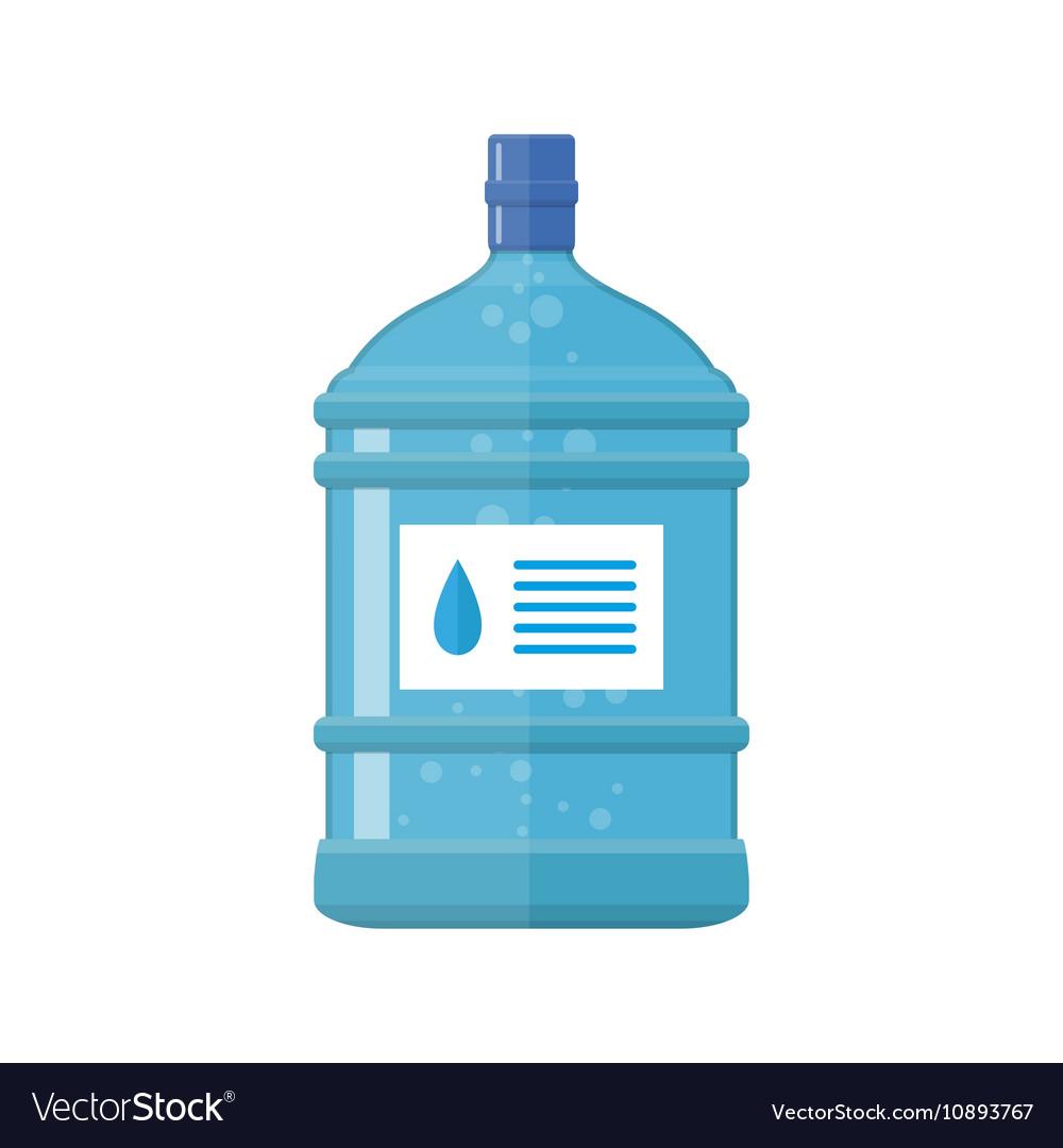 Office plastic bottle for water cooler