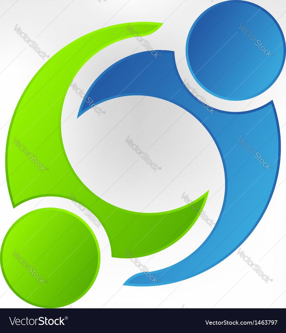 Company Logo design element