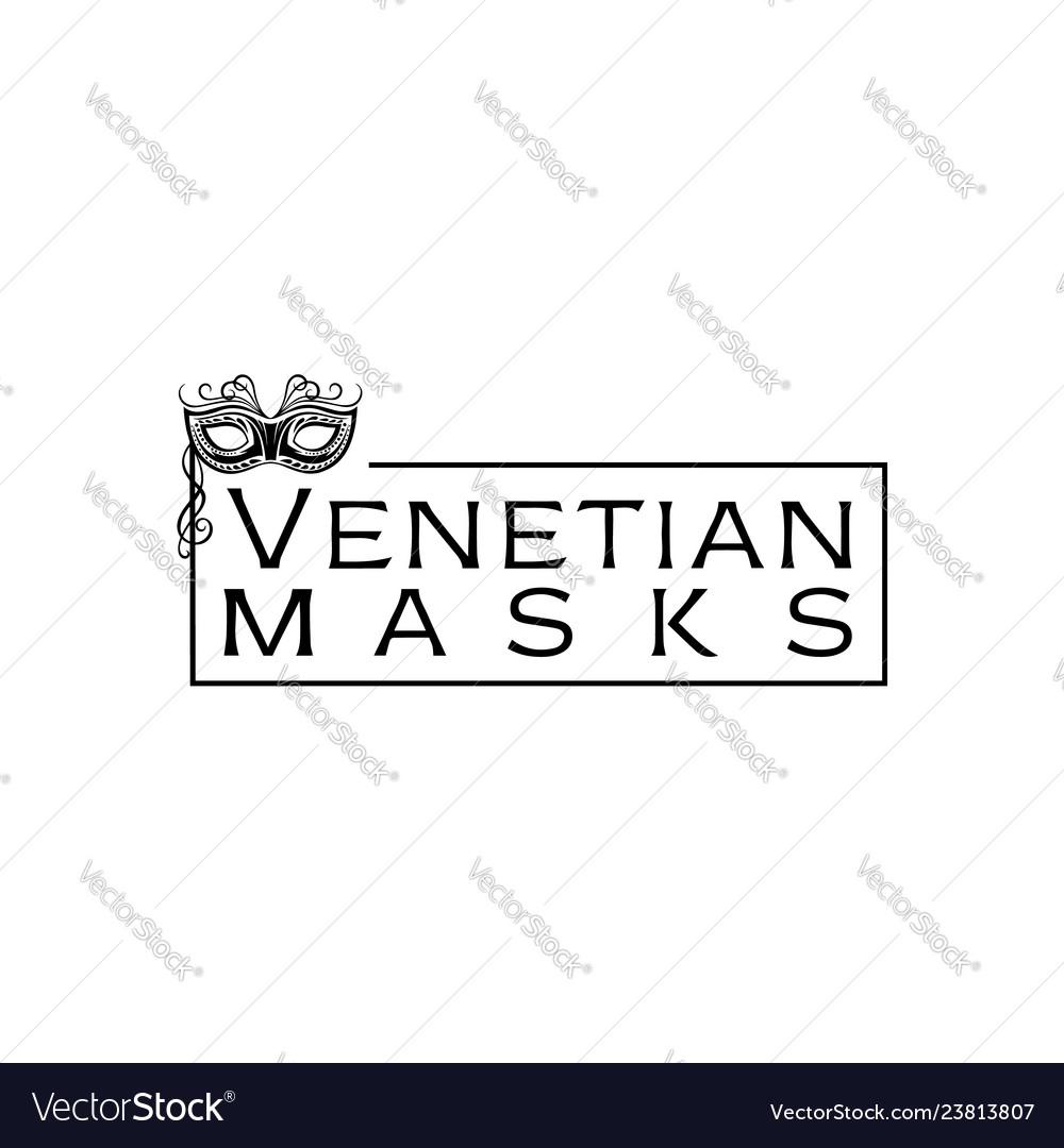 Venetian-masks-logo
