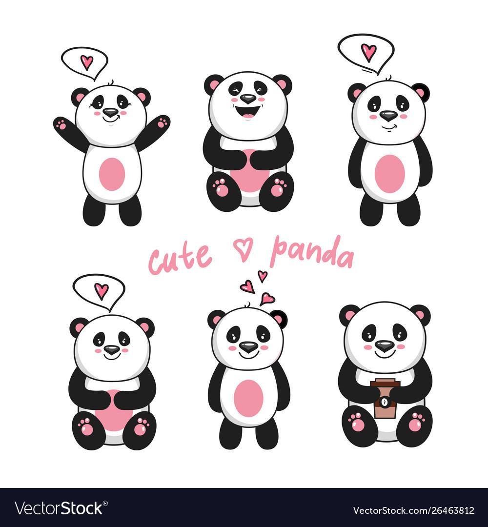 Cute bapandas