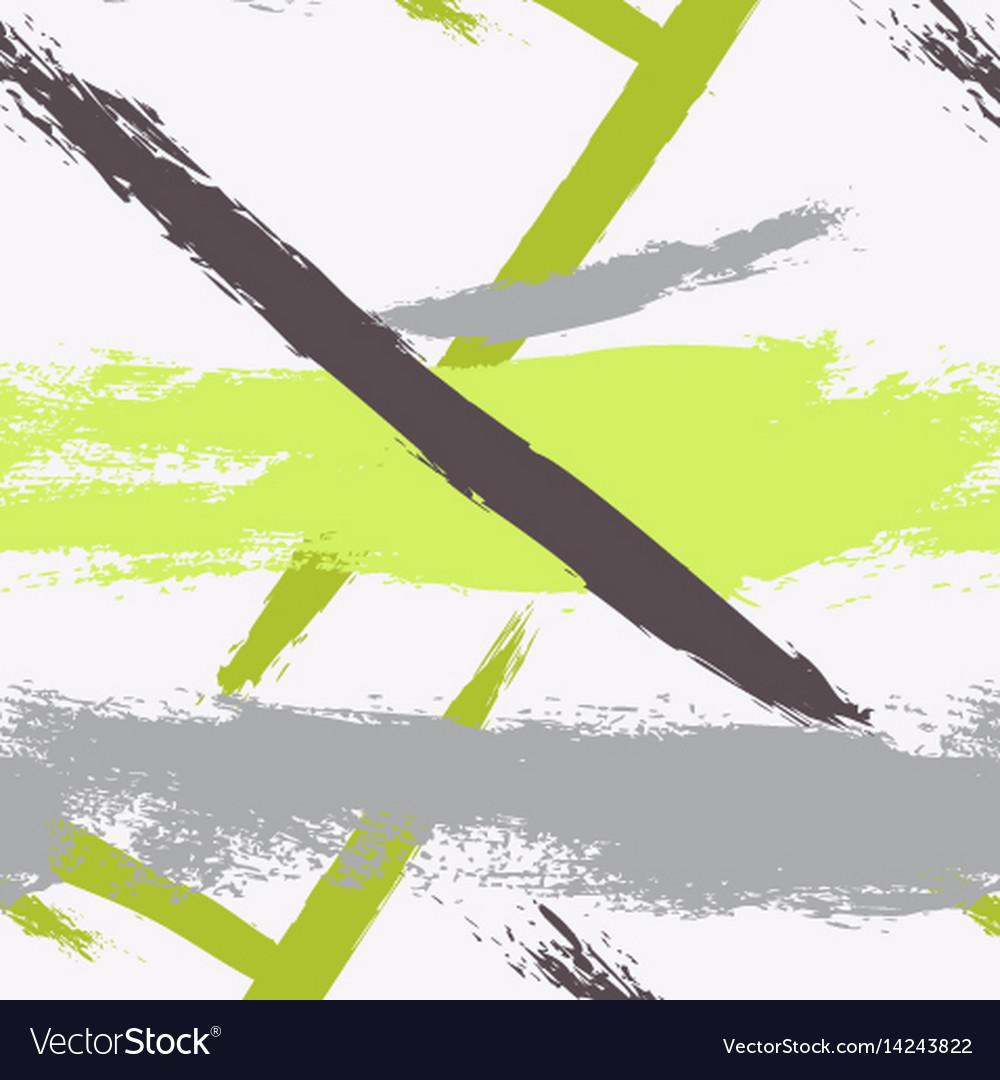 Contemporary geometric hand drawn triangle