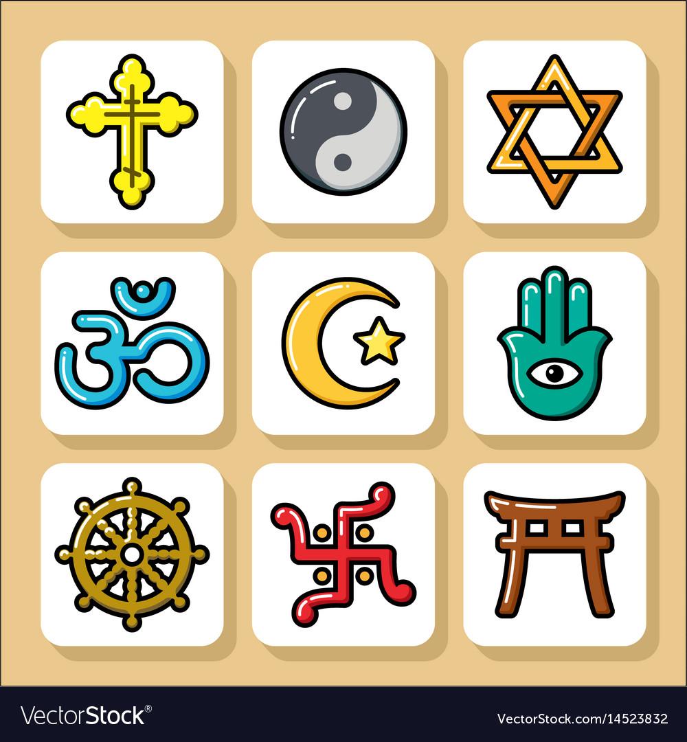 Religion icons 1