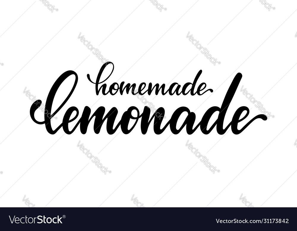 Black and white lettering inscriptions homemade