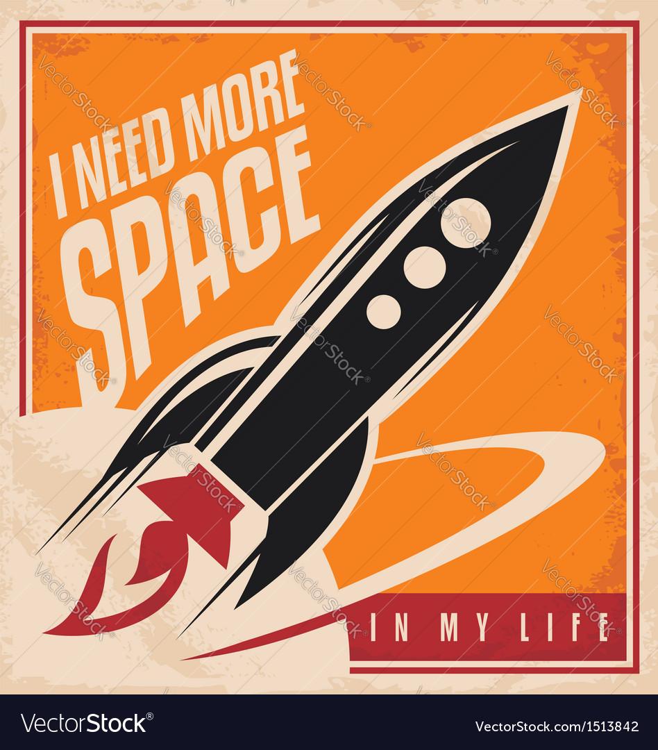 Creative poster design concept