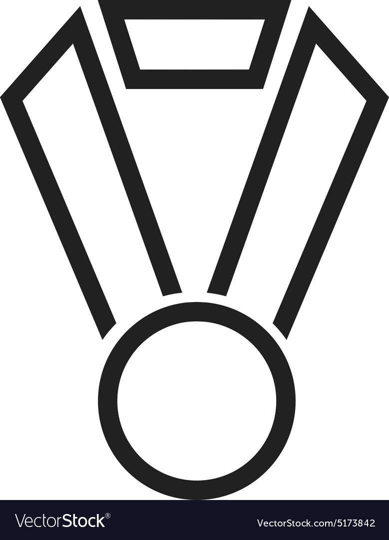 Medillion vector image