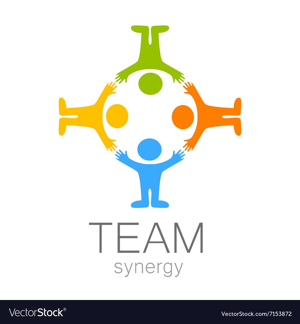 Team synergy logo