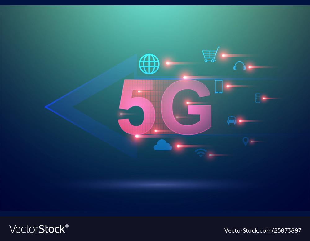 5g wireless hi-speed internet and internet