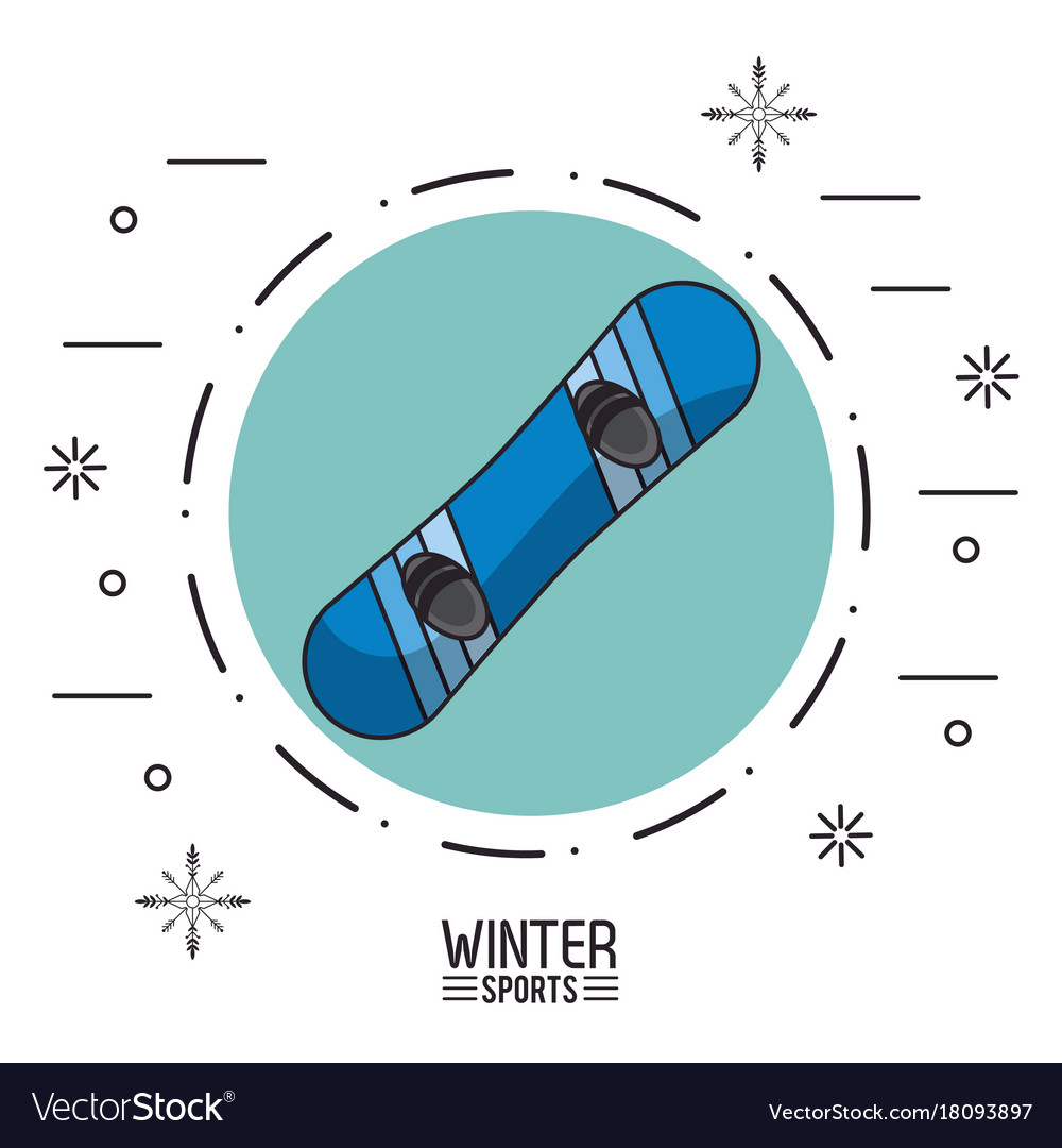 Winter extreme sports