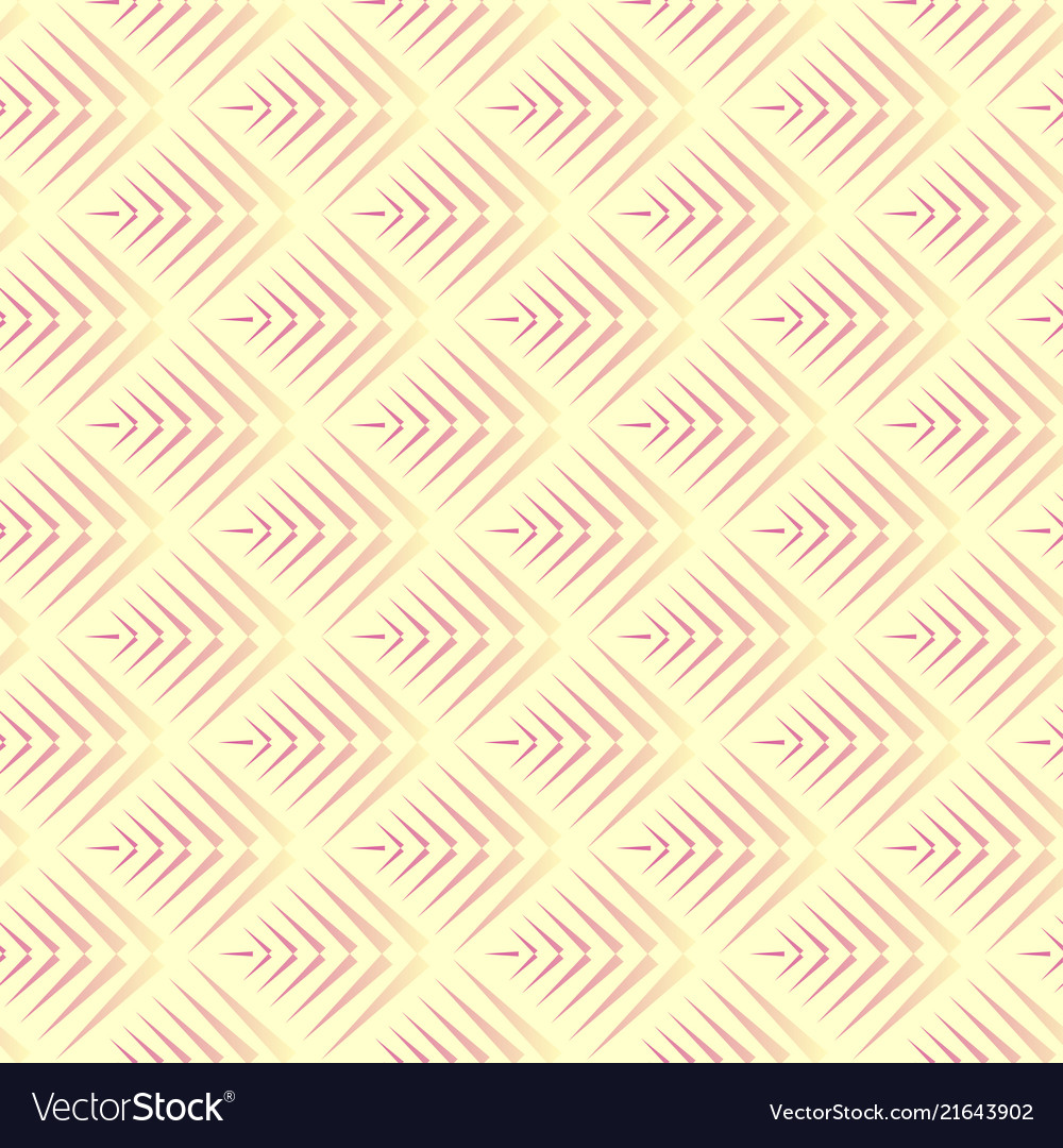 Abstract cone vibrant seamless pattern