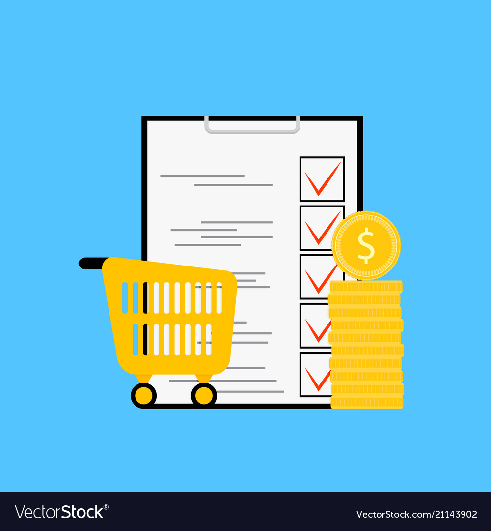 Product budget and list