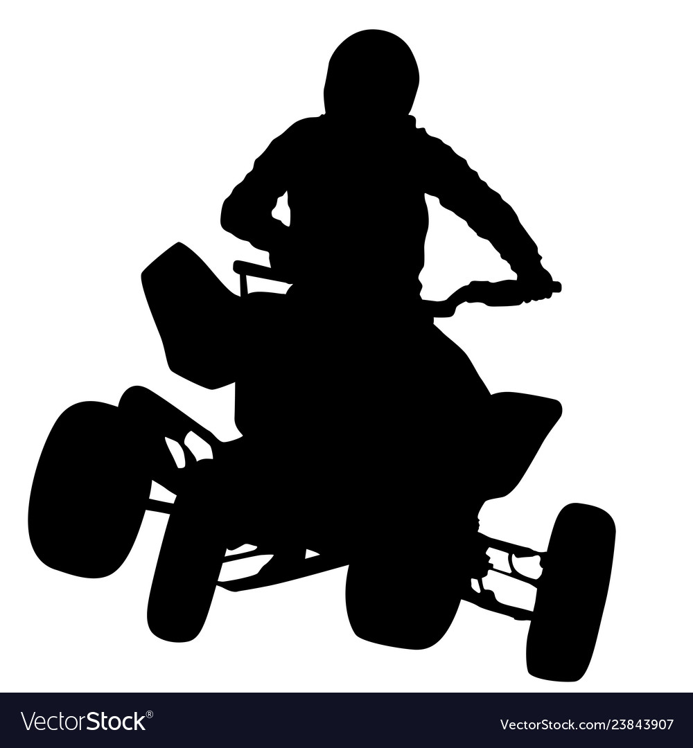 Atv Racer Vector Images 60