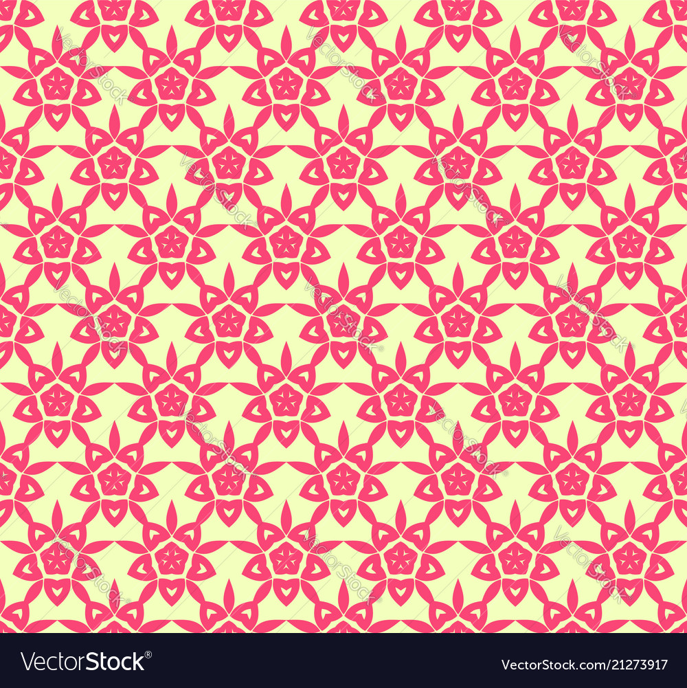 Floral seamless pattern repeating texture