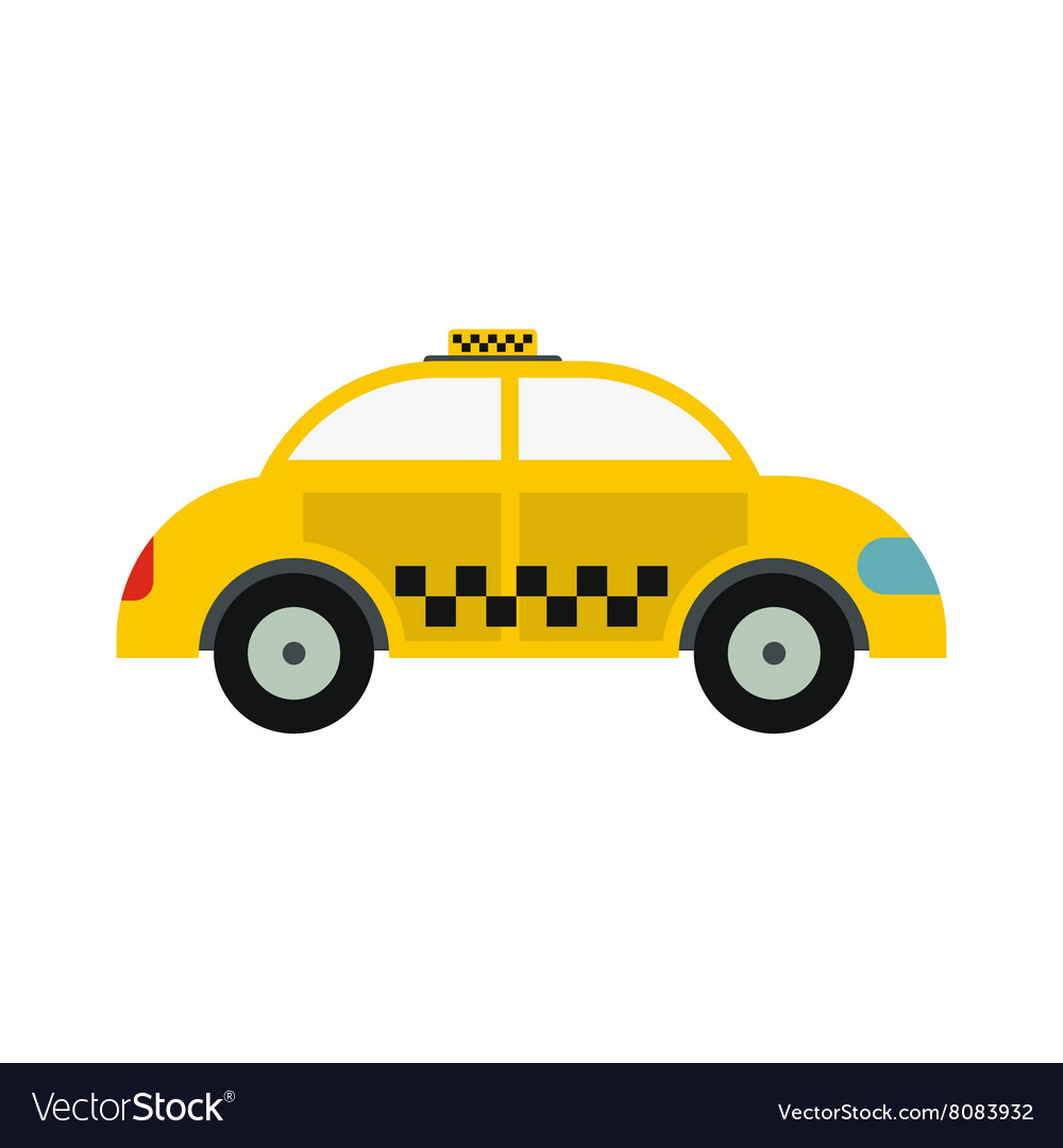 buy popular fc09b 397e2 Yellow taxi icon