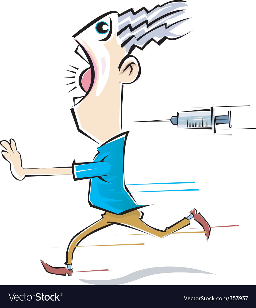 Прикольные картинки о прививках, днем