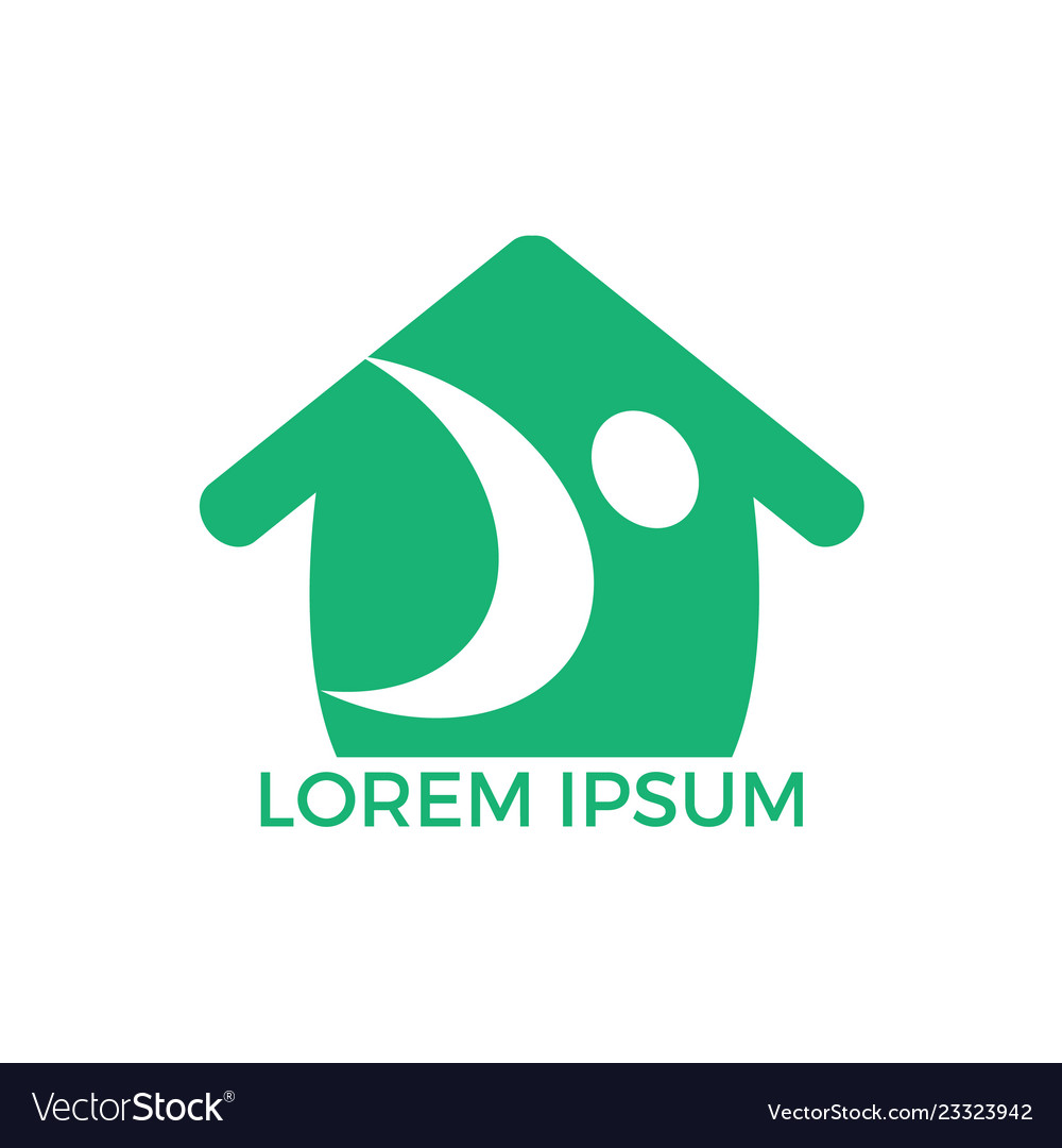 Home care logo logo design