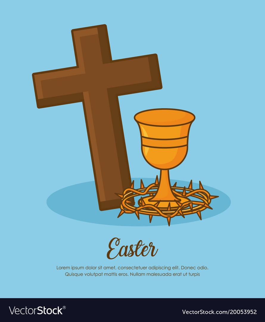 Easter celebration design