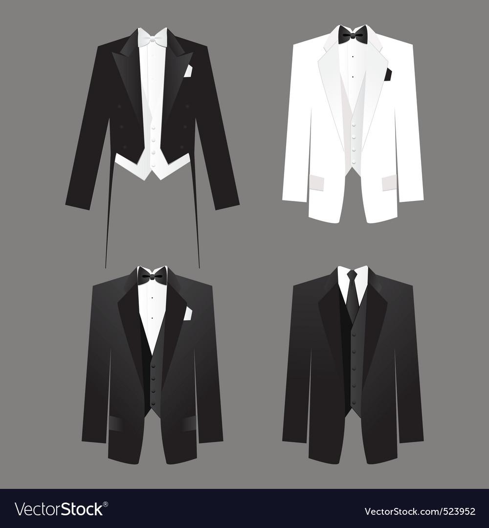 Description dress code for men male costume tails tuxedo dress